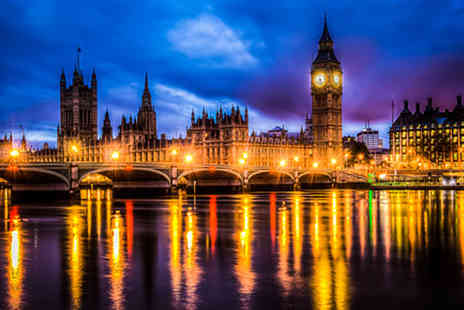 London By Night -  Night Sightseeing Bus Tour - Save 50%