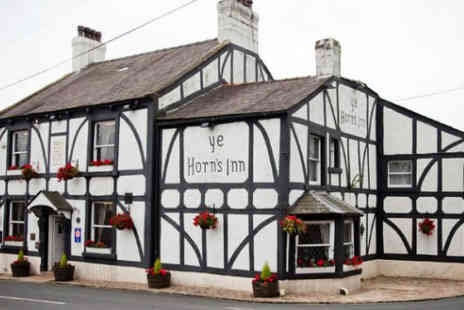 Ye Horns Inn - £30 of pub grub - Save 50%