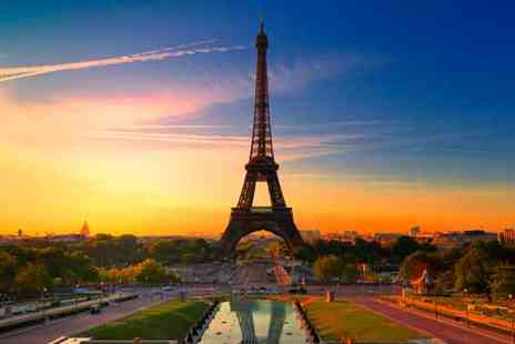 Short Breaks - Eurostar Day Trip to Paris with Eiffel Tower Lunch - Save 30%