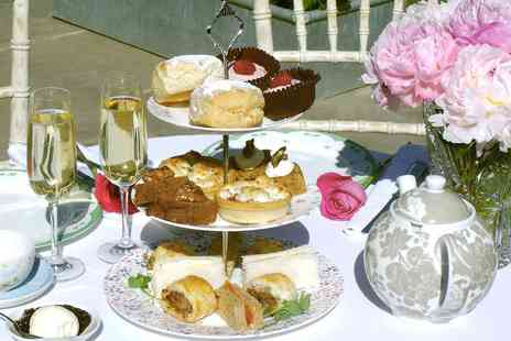 Frasers - Five Star Afternoon Tea & Bubbly for 2  - Save 35%