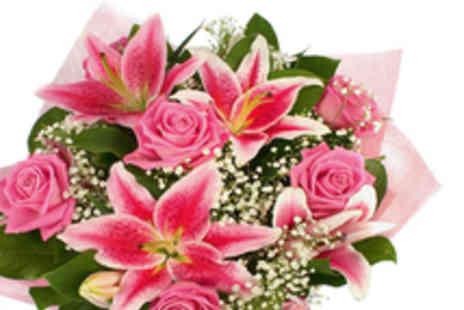 Serenata Flowers - Choice of Three Flower Bouquets with Delivery Included - Save 52%