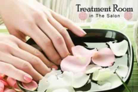 The Treatment Room - Manicure and Pedicure - Save 60%