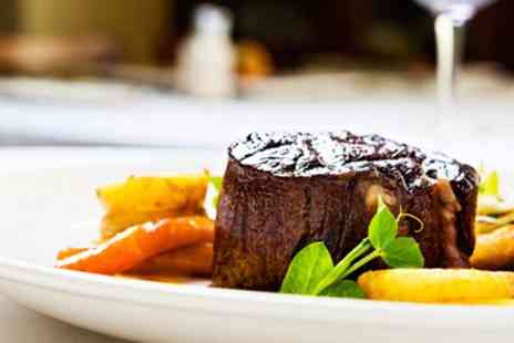 Mayfield House Hotel  - Steak Dinner & Bubbly for 2  - Save 52%