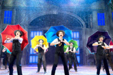 The Mayflower - Tickets to Singin in the Rain at the Mayflower Theatre - Save 46%