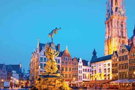 Cruise and Maritime Voyages - Three night Christmas markets cruise break to Amsterdam and Antwerp - Save 49%