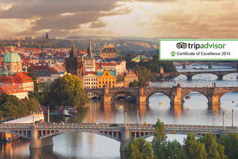 iFly Holidays - Two night 4 star Prague break including return flights - Save 37%