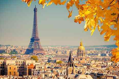 iFly Holidays - Two night Paris stay including Disneyland ticket & flights - Save 47%