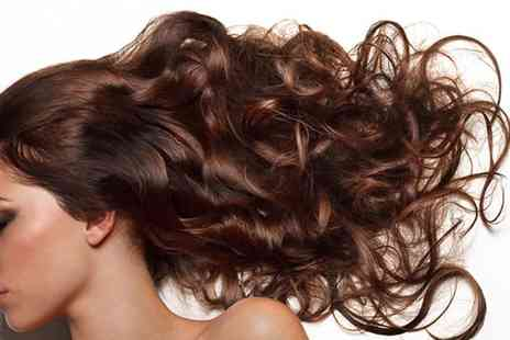 Sloe Gin Hair - Cut condition and blow dry - Save 70%