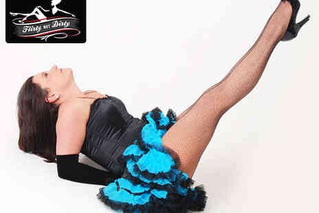 Flirty Not Dirty - Burlesque Class for One - Save 50%