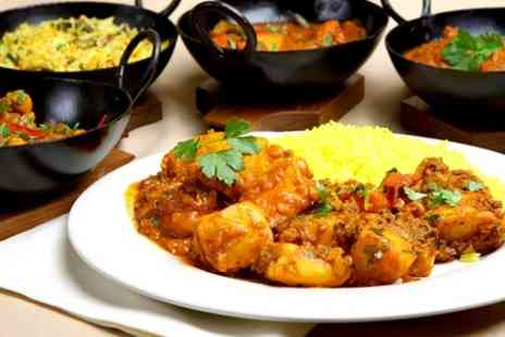 Chutney - Indian Meal With Beer or Soft Drink For Two - Save 66%