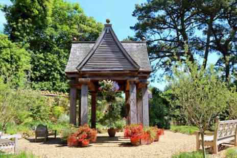 Abbotsbury Subtropical Gardens - Family Entry in Abbotsbury Farm and Subtropical Gardens  - Save 57%