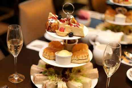 Mercure London Greenwich - Pink Champagne Afternoon Tea For Two - Save 43%