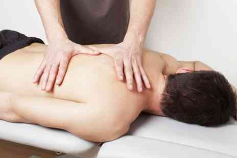 Healthwise Chiropractic Clinic - Choice of One Hour Full Body Massage - Save 53%