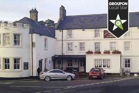 The Anglers Arms - One Night stay For Two With Breakfast - Save 47%