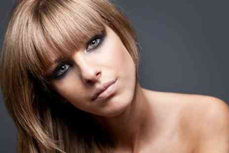 Brunettes Hair Salon - Cut and Finish With Conditioning Treatment  - Save 56%