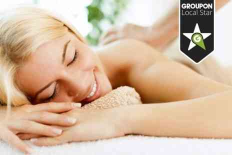 Sante Spa - Back, Neck and Shoulder Massage With Facial  - Save 50%