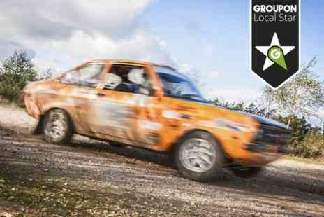 Silverstone Rally School - Rally Driving Experience For Junior or Adult - Save 50%