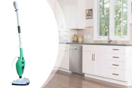 Plaspac - Pro Steam Mop - Save 57%