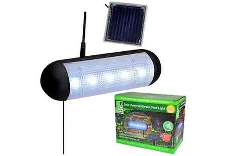 toolcollectionuk direkt2publik - Solar Powered Wireless Spotlight for Gardens - Save 54%