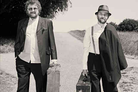 Barry Collings Entertainments - Tickets to Chas and Dave - Save 18%