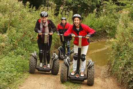 Everyman Racing - Off Road Segway Experience  - Save 50%