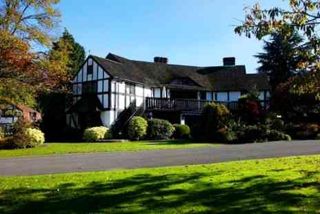 Legacy Thatchers Hotel - One Night Stay For Two With Breakfast and Dinner - Save 28%