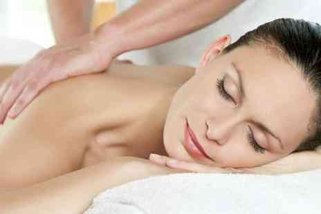 Circle Of Beauty - Full Body Aromatherapy Massage - Save 52%