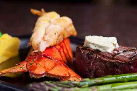 La Voss - Steak and Lobster  - Save 42%