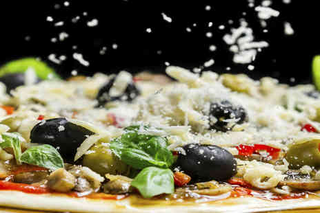 La Piazza Restaurant - Three course meal for two - Save 52%