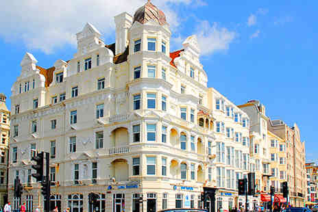 umi Hotel - One Night Stay for two at the umi Hotel in Brighton with Breakfast - Save 68%
