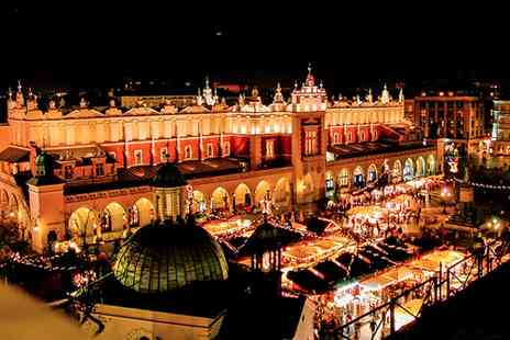 Abella Suites and Apartments - Explore the Christmas Markets in Krakow  two Nights with breakfast - Save 28%