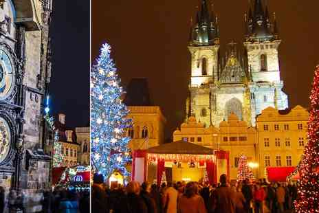 Angelo Hotel Prague - Two nights stay exploring Pragues Christmas Markets Including breakfast - Save 55%