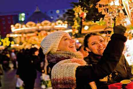 HK Hotel Dusseldorf City - Two nights stay at the Dusseldorf Christmas markets - Save 48%