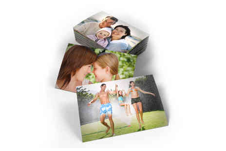 Dreambooks - Pack of 100 Photo Prints - Save 45%
