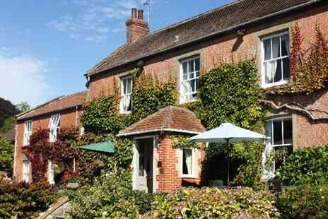 Woodlands Country House Hotel - Charming Somerset Stay with 7 Course Tasting Menu - Save 50%