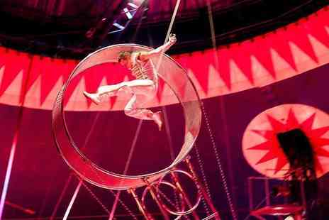 Continental Circus Berlin - Grandstand ticket to The Continental Circus Berlin - Save 54%