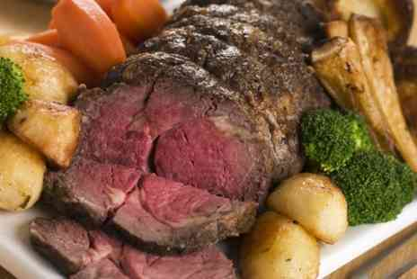 Hilton Newbury Centre Hotel - Three Course Sunday Carvery With Bucks Fizz For Two - Save 52%