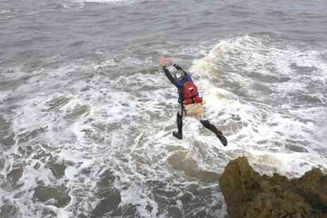 Valley Adventures - Three Hour Coasteering Session For One - Save 46%