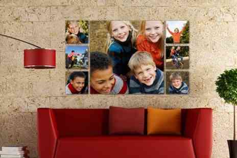 Dreambooks - Personalised Multi Canvas - Save 54%
