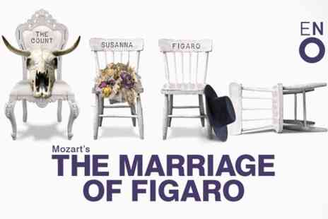 English National Opera - Tickets to English National Opera Mozart's The Marriage of Figaro  - Save 40%