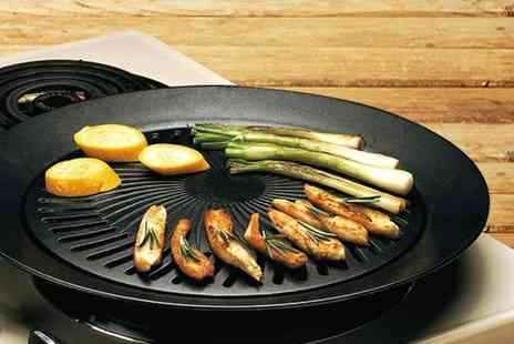 Juggernet - Smokeless stovetop barbecue grill - Save 70%