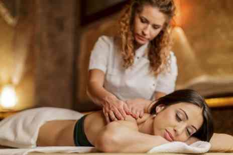 Heavenly Pink - One Hour Full Body Massage - Save 50%