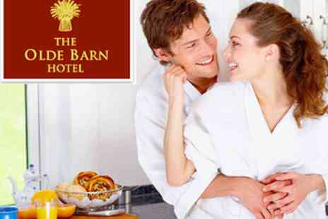 The Olde Barn Hotel - £99 Spa Break For Two with 30 min Treatment - Save 67%