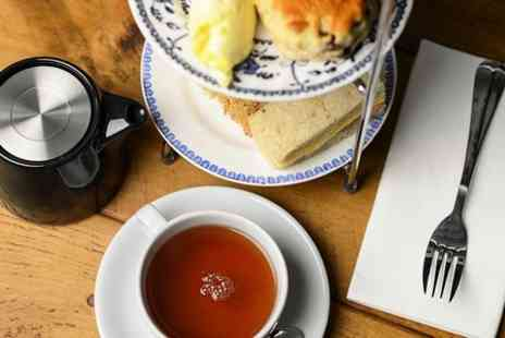 The Boat House Cafe - Afternoon Tea With Bubbly For Two  - Save 47%