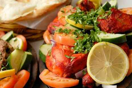 Bollywood Lounge - Two Course Indian Meal For Two - Save 55%
