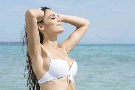 Accurate Laser & Skin Aesthetics - Six Sessions Laser Hair Removal - Save 90%