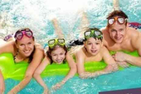 LA fitness - Eight ASA Operated Swimming Lessons For Adults - Save 52%