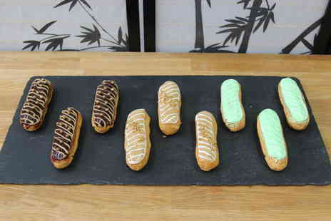 On Cookery Club - Two hour eclair making class - Save 58%