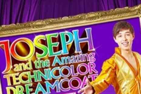 Keith Prowse Tickets - One Ticket to Joseph and the Amazing Technicolor Dreamcoat - Save 50%