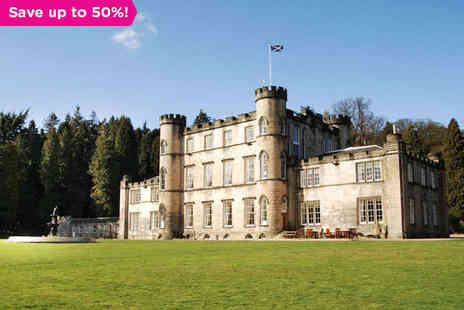 Melville Castle - An Elegant Country House on the Edge of Edinburgh - Save 50%